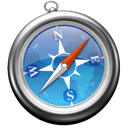Safari 4.0 Preview icon