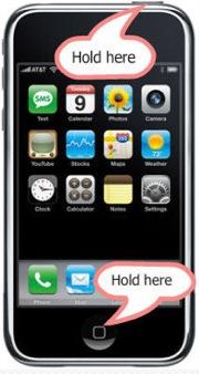 Мини-советы в работе с iPhone: Soft Reset