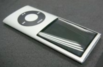 Новый iPod nano