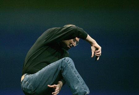 Стив Джобс признал провал MoibleMe (Steve Jobs)