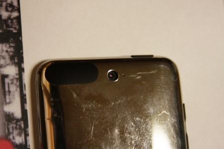 iPod touch третьего поколения — прототип