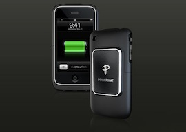 Powermat чехол для iPhone/iPod touch
