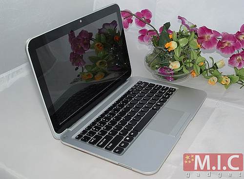 MacBook mini — нетбук