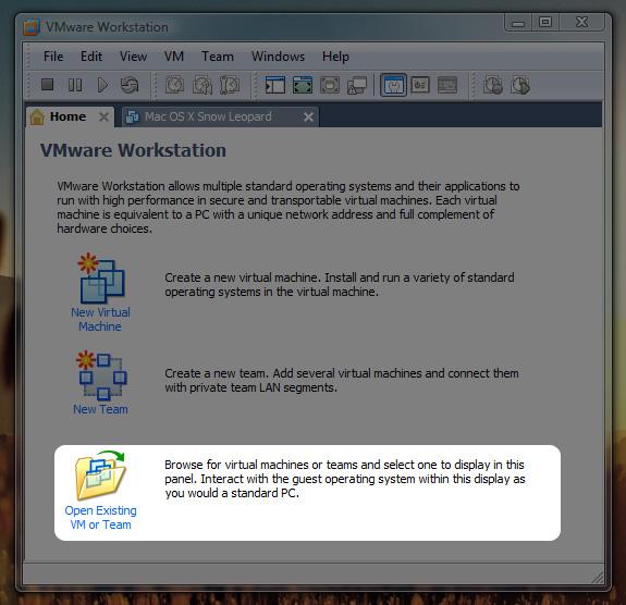 Pc виртуальная машина как установить mac os