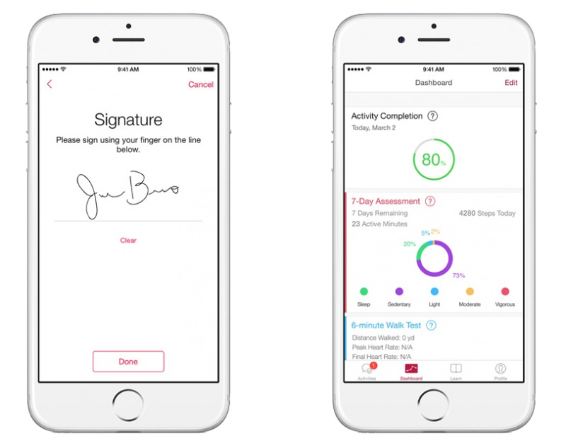 researchkit-on-iphone